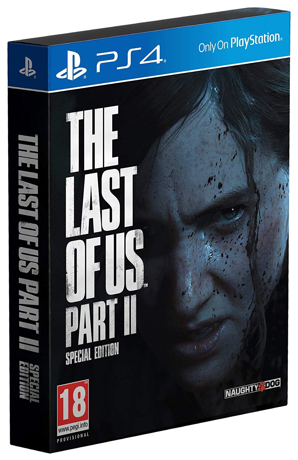 Одни из нас: Часть II (The Last of Us Part II). Special Edition (PS4) от  MegaStore.kg
