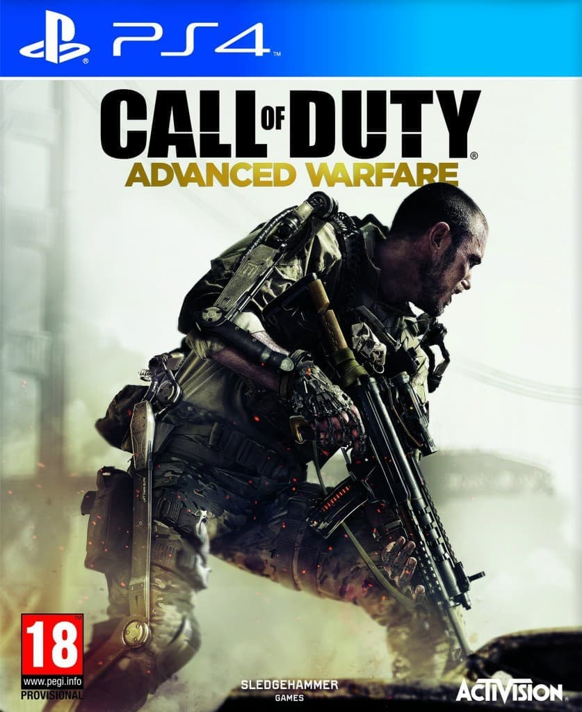Call of Duty: Advanced Warfare (PS4, англ.версия) от  MegaStore.kg