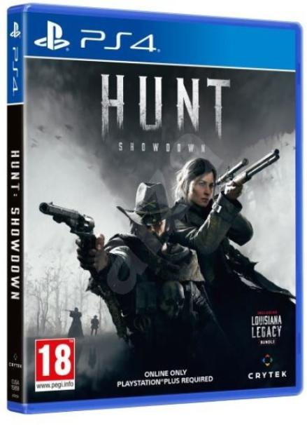 Hunt: Showdown (PS4, русские титры) от  MegaStore.kg