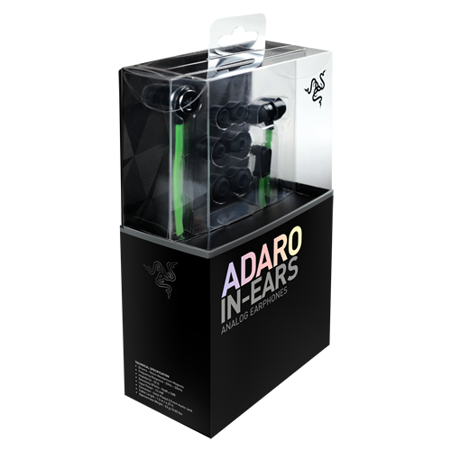 RAZER ADARO IN-EARS от  MegaStore.kg