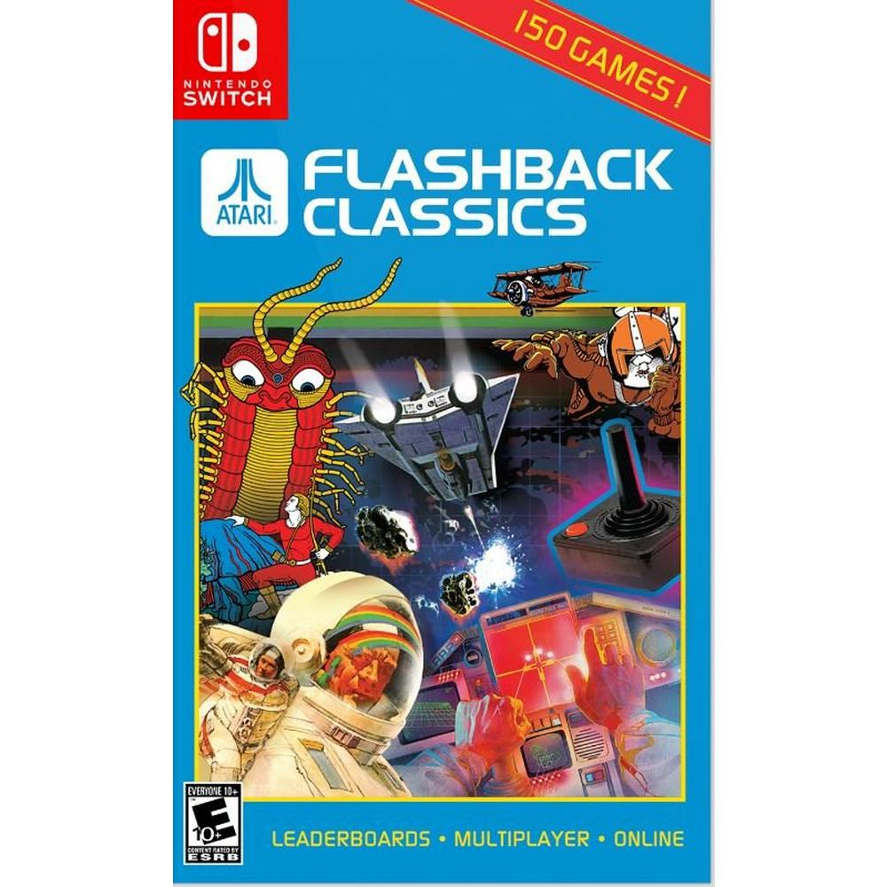 Atari Flashback Classics  Nintendo Switch от  MegaStore.kg
