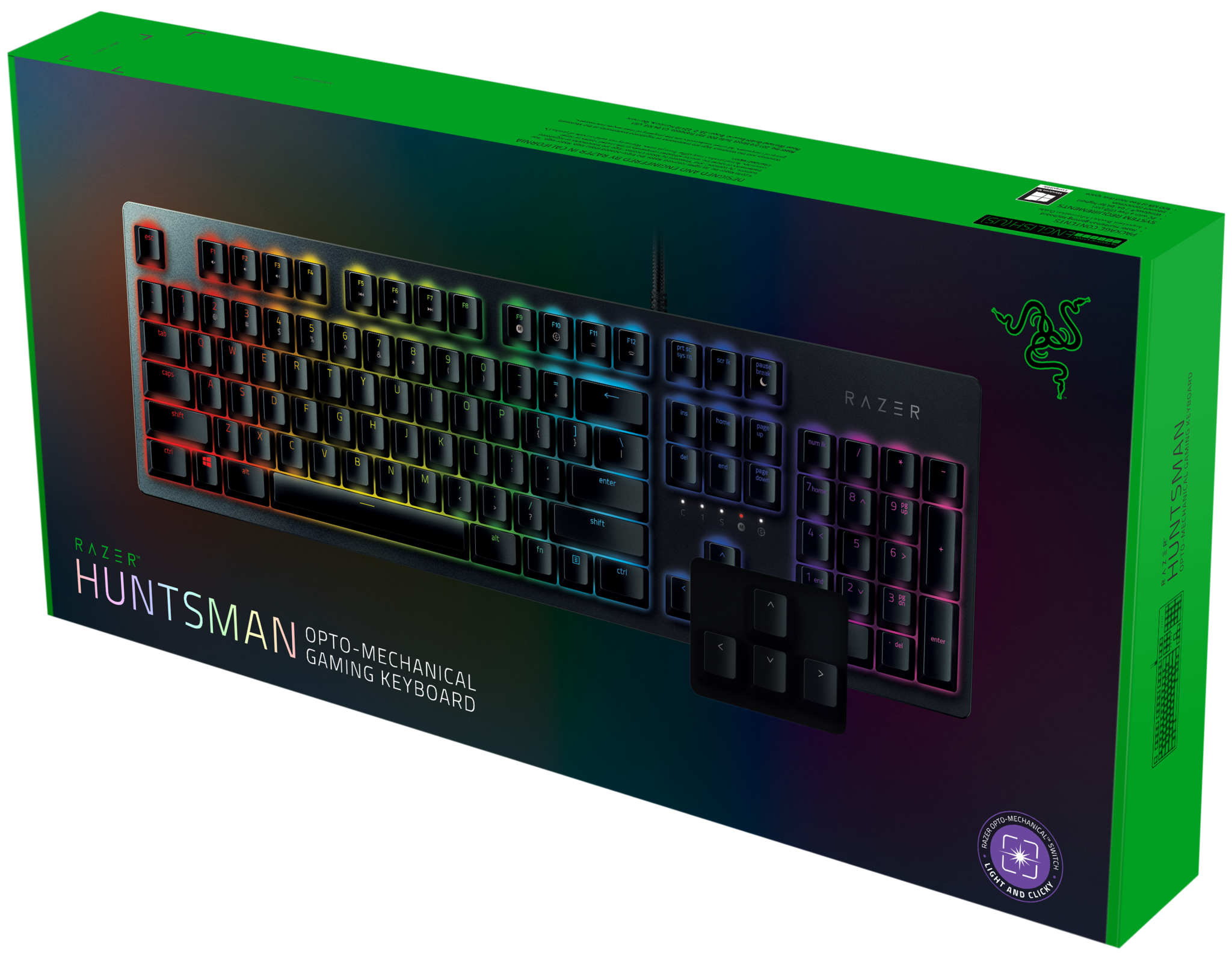 RAZER HUNTSMAN ELITE -Linear Optical Switch